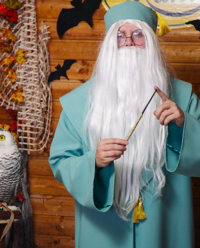 Добро пожаловать в школу магии и волшебства